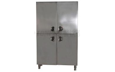 西式敞门碗柜