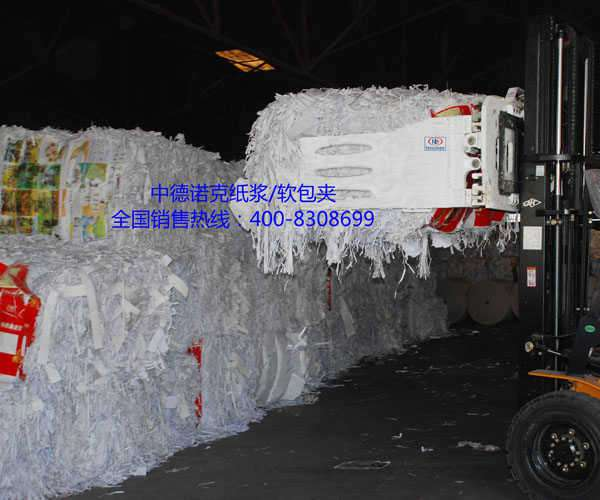 软包货物夹,棉花搬运,软包夹货物