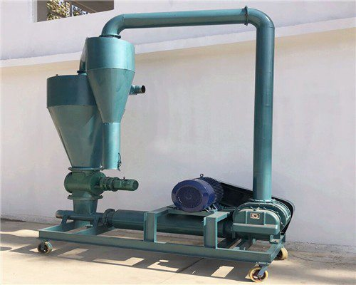沙克龙气力吸粮机 农场粮食装车卸料气力吸料机