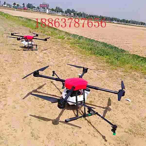 厂家直销农用无人机打药抗摔植保无人机