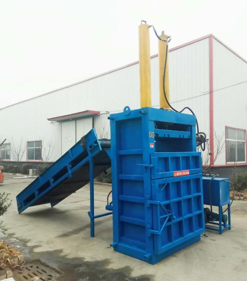 徐州120吨立式不锈钢液压打包机厂家行情