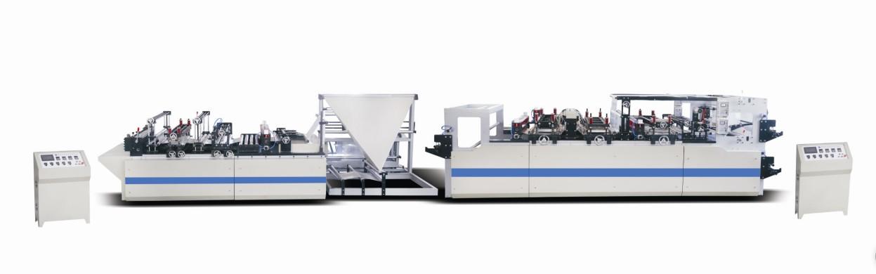 OC1200高速缓冲气柱袋制造机(常规型)