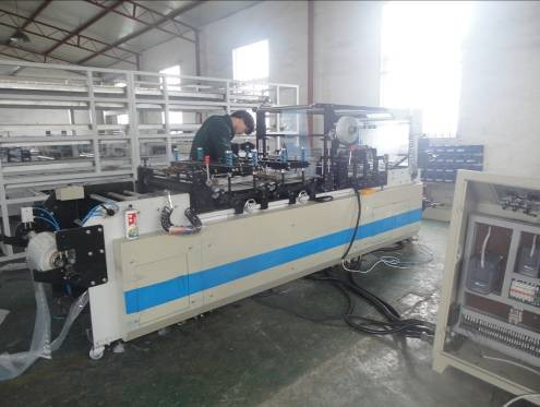OC620高速缓冲气柱片材制造机(机械式)