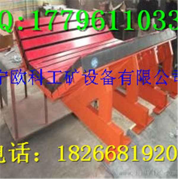 皮带输送机缓冲床 矿用聚氨酯缓冲条