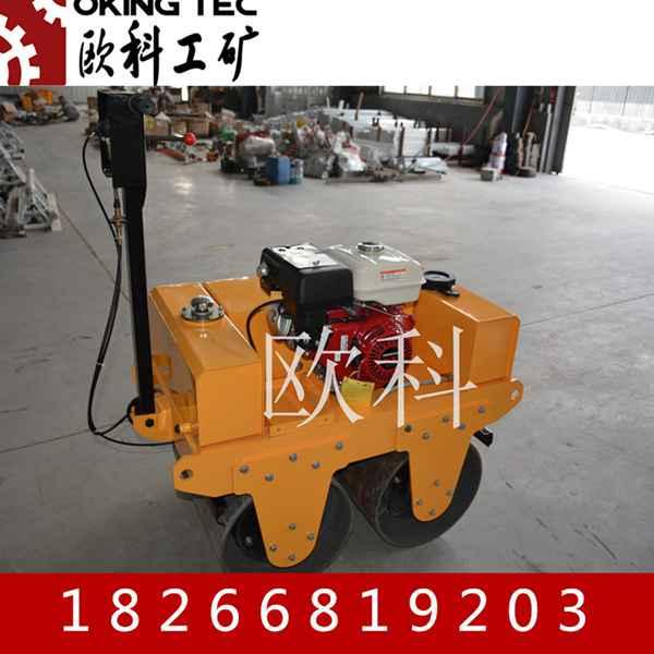 驾驶座驾式1吨3吨压路机 振动震动汽油压土机