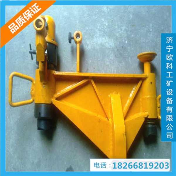 液压垂直弯轨机/液压双钩弯轨机