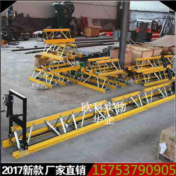 工程专用混凝土振捣梁框架式沥青摊铺机