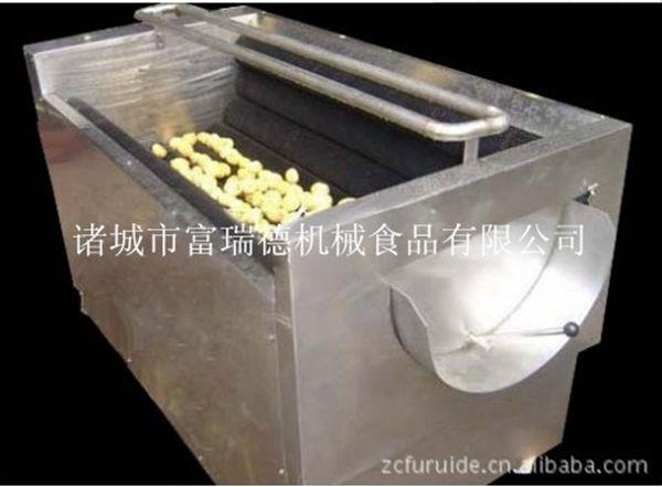 富瑞德UMQ-1500/8U型根茎类清洗机