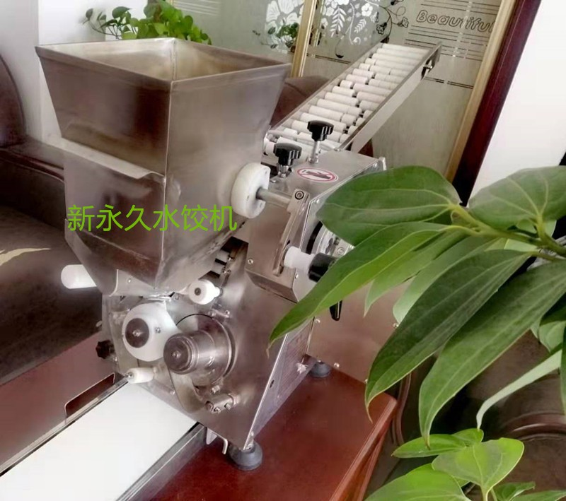 福大sj-100型水饺机 全自动仿手工中餐厅用学校食堂用饺子机