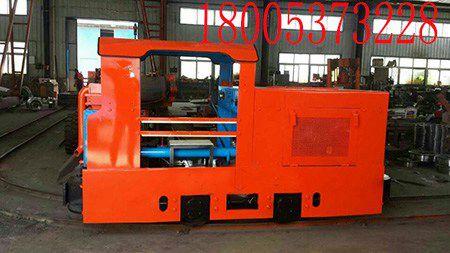 CCG5.0/600防爆柴油机车,煤矿用防爆柴油机车厂家