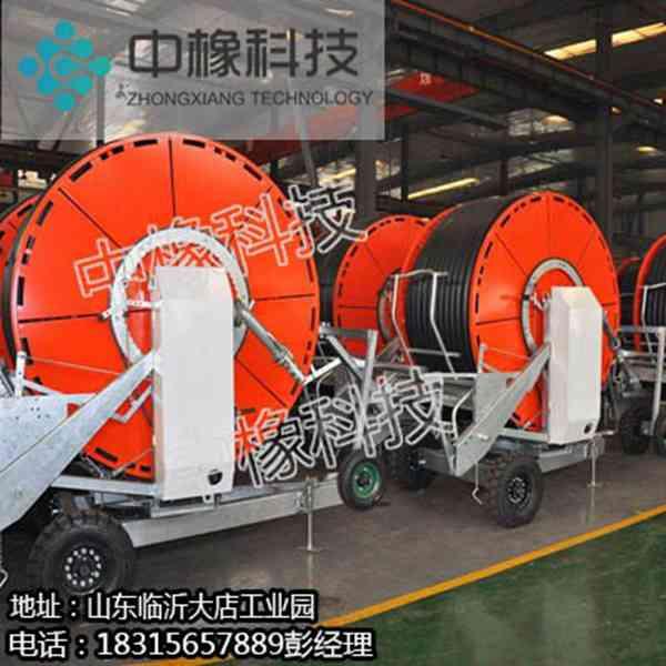 卷盘式喷灌机长期供应厂家直销