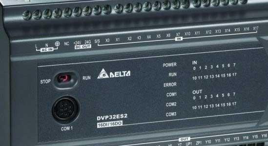 天津台达PLC模块可编程控制器DVP60ES200R