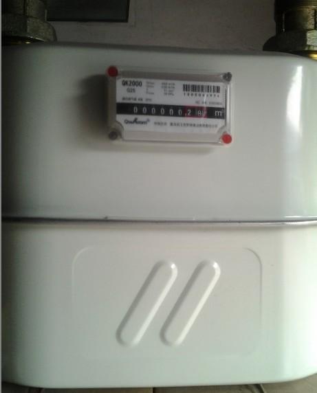 煤气管道专用煤气表工业用型号G10