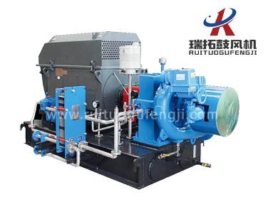 行业污水处理蒸汽压缩机