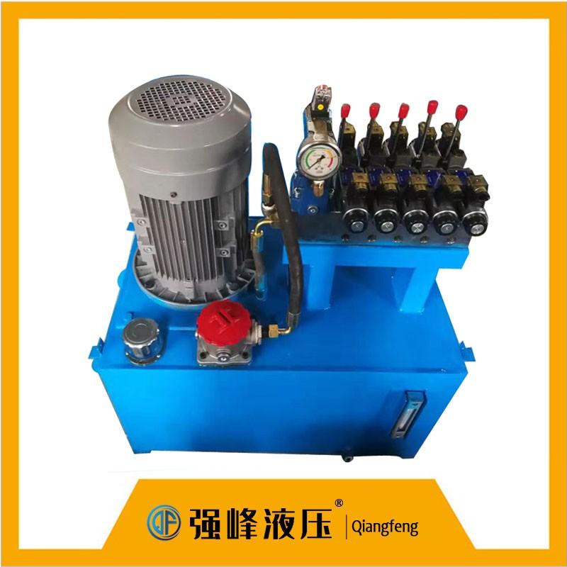 手动液压站手自一体电动压站液压站厂家直供车床机械使用