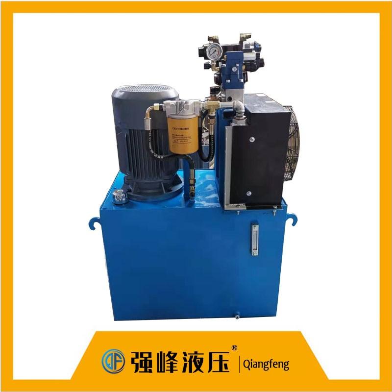 液压站厂家抱砖机打包机液压站性能优液压系统