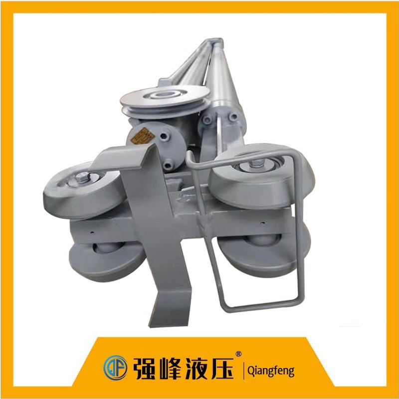 大型油缸工程缸不锈钢液压油缸非标定制吊耳法兰油缸