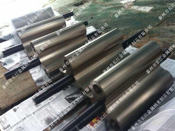 真空泵机体防腐化学纳米镀镍工艺