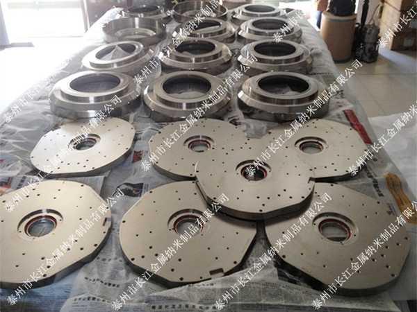铝件防腐防氧化化学纳米镀镍技术