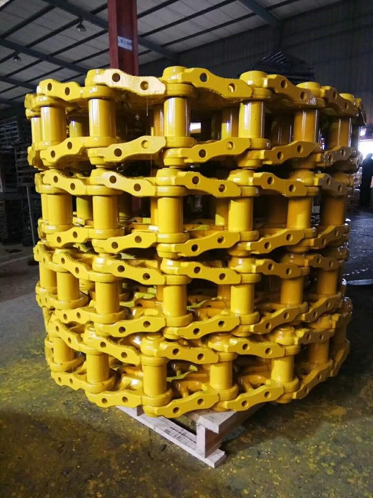 神钢SK350矿山专用链条轨链矿山机械配件
