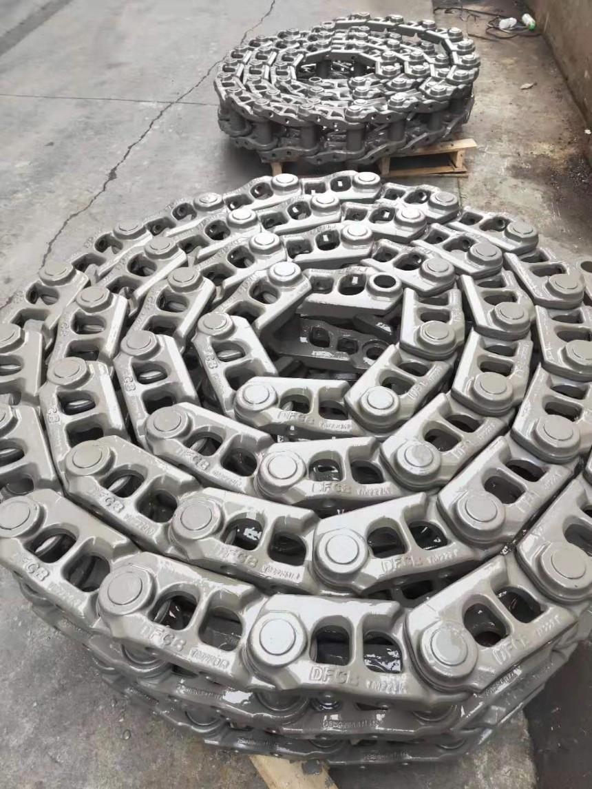 挖机报价沃尔沃700链条DFCB履带链轨节厂家直销