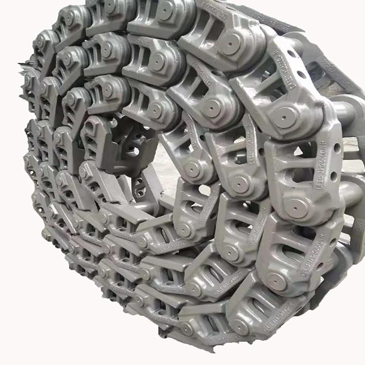 CAT卡特挖掘机链条SK350 48节DFCB履带链条厂家A