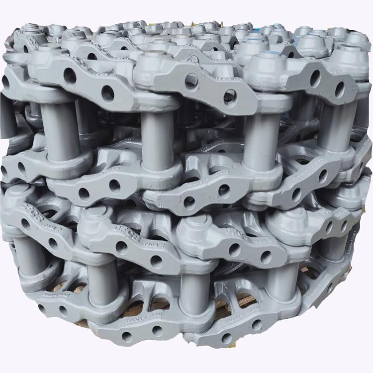 PC450小松挖掘机链条DFCB履带链轨链筋骨A