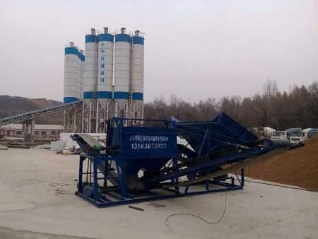 青州志成供应ss-100筛沙机,滚筒筛沙机,旱地筛沙机,