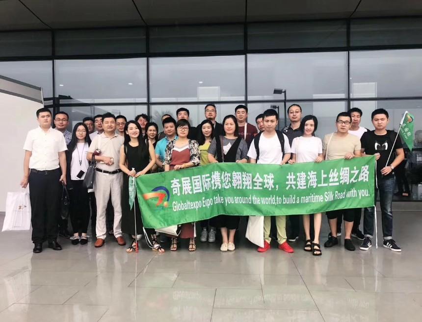 VTG2019年第31届越南胡志明纺织面辅料及纱线展览会-奇展国际