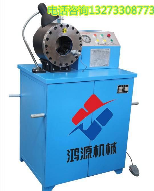 胶管锁管机设备厂家使用与维修