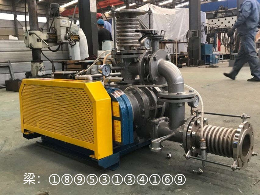 MVR系统蒸汽压缩机选型样本及价格