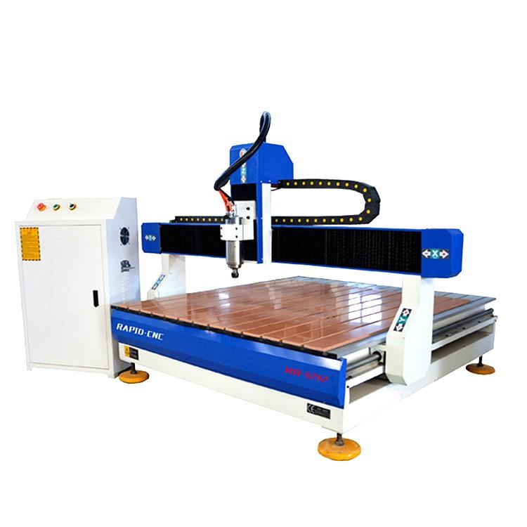 1212小型智能数控雕刻机,石材木工家具广告牌亚克力玉石雕刻机