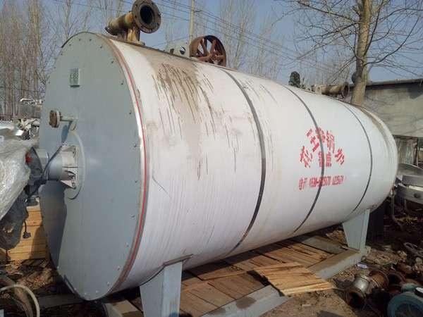 八成新菏泽花王锅炉,燃气热水锅炉