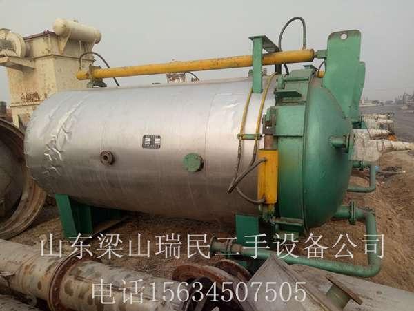 九成新扬州乐能WYB-50板式密闭过滤机