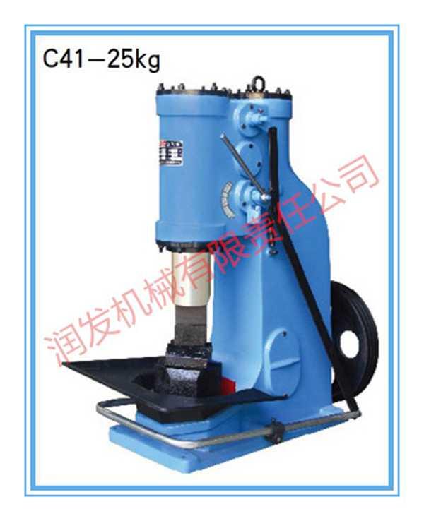 厂家直销各型号打铁空气锤c41-25kg空气锤