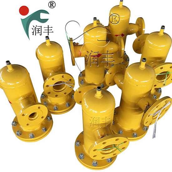 润丰燃气过滤器RFG-Z系列天然气滤清器管道过滤器厂家直销