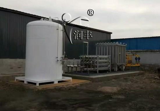 CNG压缩天然气加气站基础知识大放送润丰分享