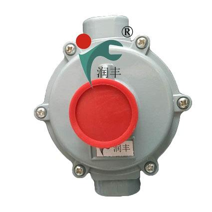 烧烤店火锅炉专用减压阀中压入户环保可食堂家用润丰供应