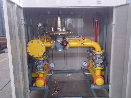 国标RTZ-*/0.4AQ燃气调压器超压自动切断气动切断润丰供应