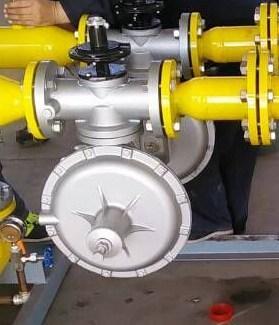 供应RTZ-80/0.4FQ燃气减压阀润丰燃气调压器国标沼气阀