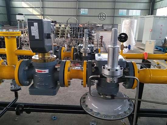 柳州RTJ燃气调压器燃气减压器润丰