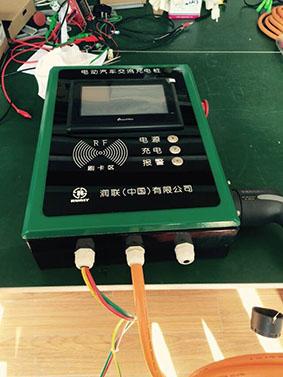 行业领军龙头,润联电子为你服务吴江刷卡式电动车充电站