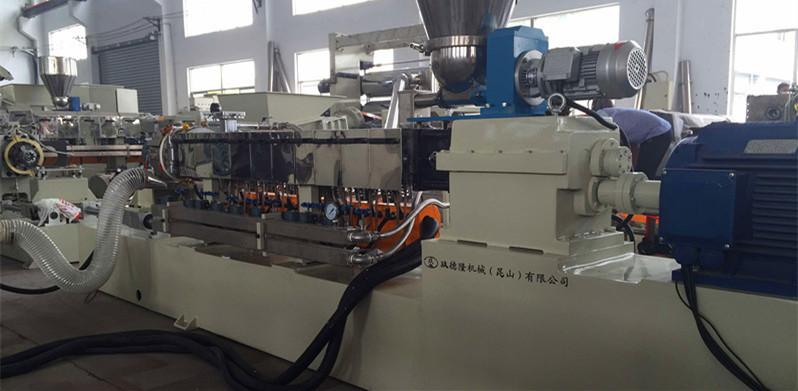 塑料造粒机——江苏塑料机械厂家