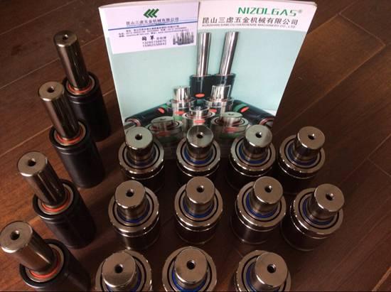 厂家销售NIZOLGAS氮气弹簧P系列弹簧