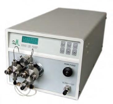 美国康诺6000 LDI反应器微反应器配套精密恒流化工泵