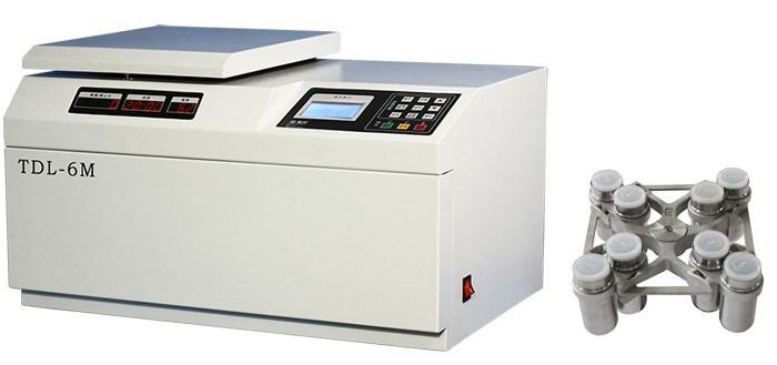 TDL-6M台式低速冷冻离心机
