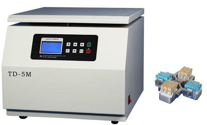 TDL-5M台式低速冷冻离心机