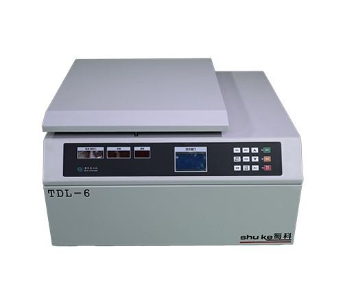 TDL-6台式低速冷冻离心机