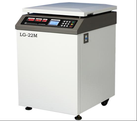 LG-22M立式高速大容量冷冻离心机