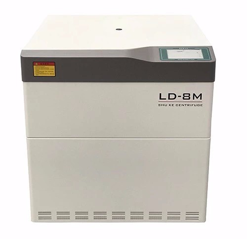 LD-8M(原KC-LXJ)超大容量冷冻离心机介绍:LD-8M(原KC-LXJ)